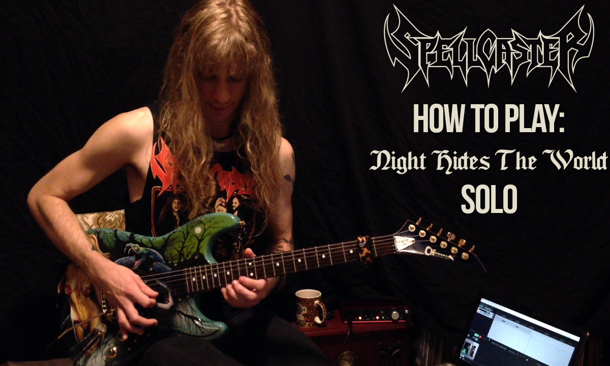 How To Play Night Hides The World Solo