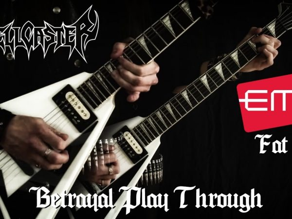 Bryce VanHoosen Betrayal EMG Retro-Active Fat 55 Playthrough