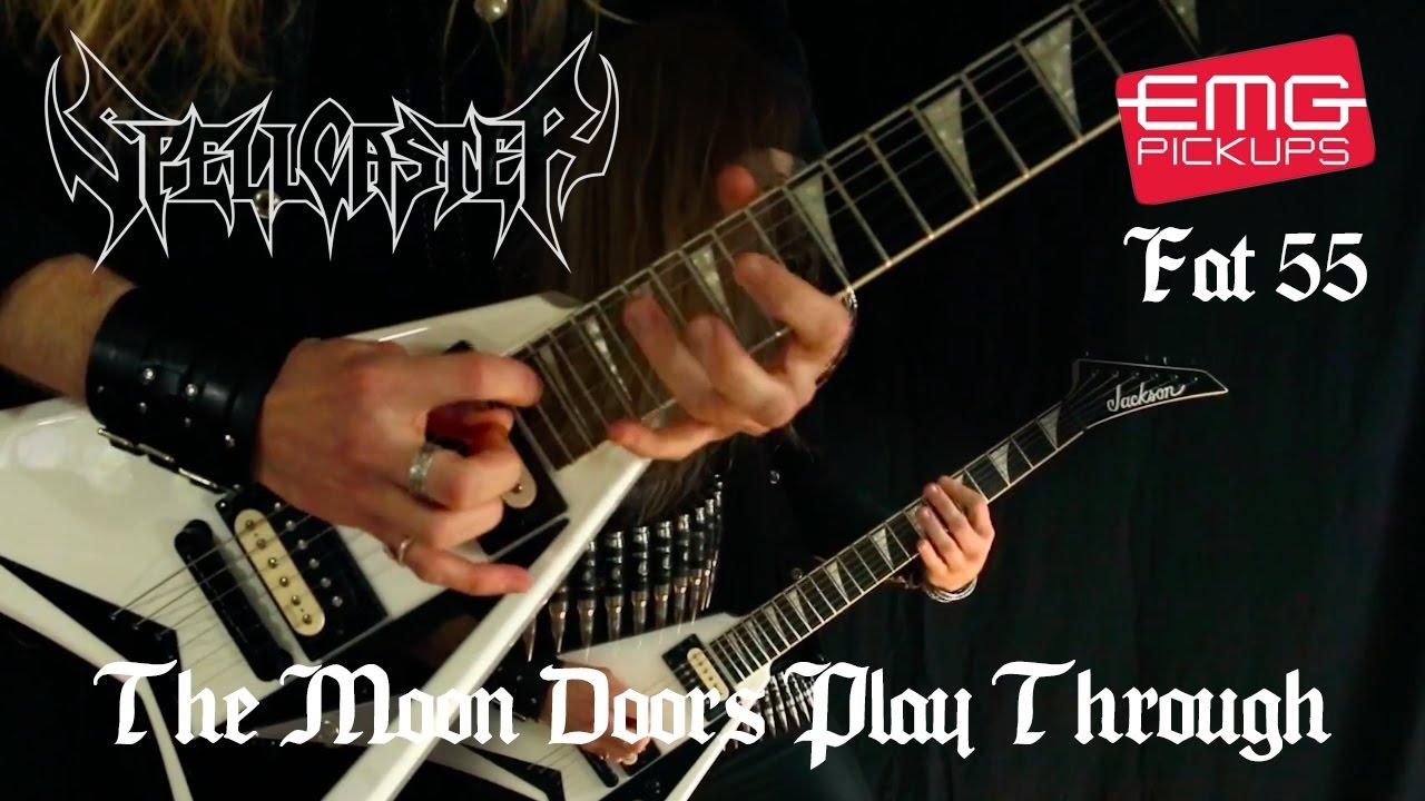 Bryce VanHoosen The Moon Doors EMG