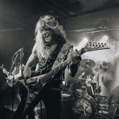 Guitarist Bryce R. VanHoosen