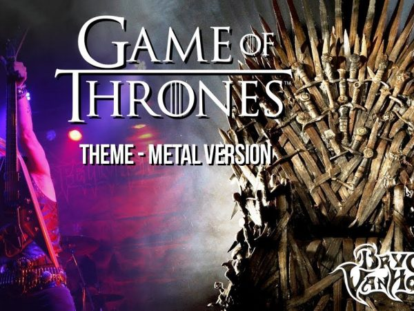 Bryce VanHoosen Game of Thrones Theme METAL