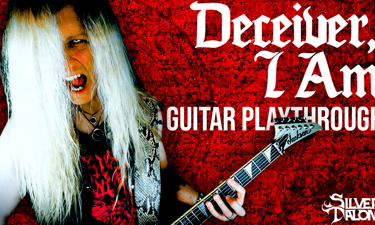 Bryce VanHoosen Deceiver I Am Playthrough