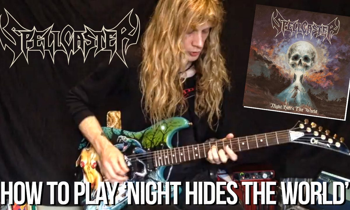 How To Play Night Hides The World